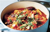 Winter Vegetable Tagine