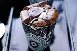 Chocolate Souffle Pudding