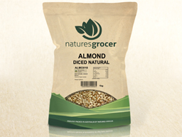 Almond Diced Natural 1kg