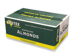 Almond Diced Natural 2-4mm 10kg