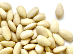Almond Whole Blanched 1kg