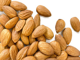 Almonds Whole Natural 1kg