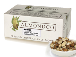 Almond Diced Natural 6-9mm 12kg