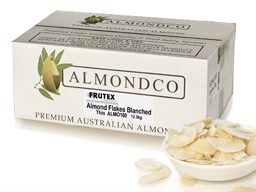 Almond Flakes Blanched Thin 9kg