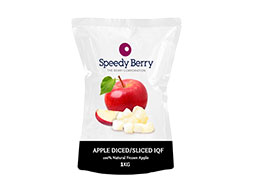 Apple Diced IQF 10kg