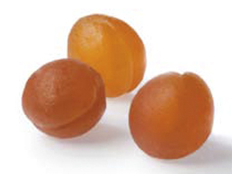 Glace Apricot Whole Candied 4kg : 585293