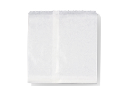 Bags Paper 2 Wide White 500 Qty
