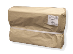 Bags Paper Double Bread 500 Qty