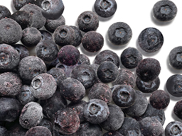 Blueberries IQF Small USA 13.61kg