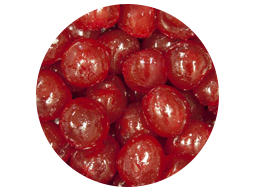Cherries Glace Whole Carmine Red 10kg
