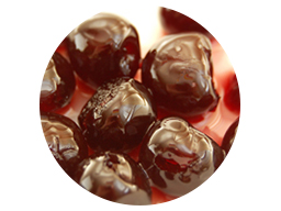 Cherries Glace Amarena Dark 10kg