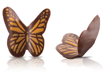 Frutex Chocolate Butterfly 120pcs 273g 77246