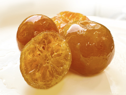 Glace Clementines Whole Candied 4kg