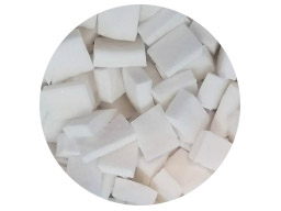 Coconut Pieces (Diced) IQF 10kg