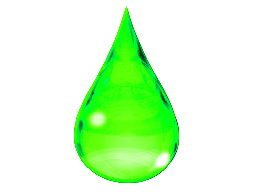 Colour Green Apple 1Ltr