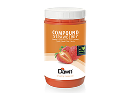COMPOUND STRAWBERRY 1KG