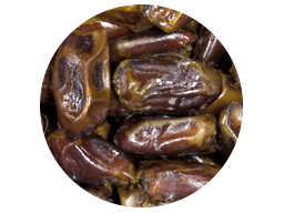 DATES WHOLE PITTED GAQ IRAN 10KG