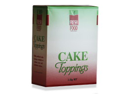Cake Toppings - Yellow Sprinkles 1.5kg