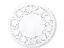 "Doyleys Lace 7.5"" 250 Qty"