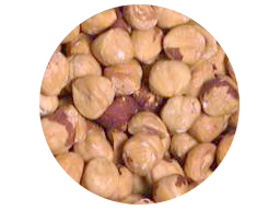 HAZELNUT ROASTED BLANCHED 9-11mm 10kg