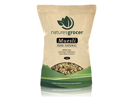 MUESLI PURE NATURAL 1KG