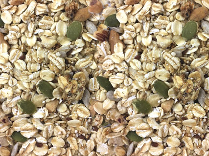 MUESLI NATURAL HIGH PROTEIN 1KG