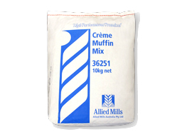 Muffin Mix [Creme] ALLIED 10kg