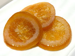 Glace Orange Candied Slices 4kg 693593-611493
