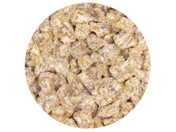 PEACH DRY DICED 10MM 10KG