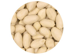 Peanut Blanched 25/29 25kg