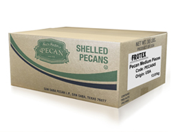 Pecan Medium Pieces USA 13.61kg
