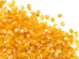 PEEL CANDIED ORANGE DICED 10KG