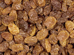 SULTANAS GLYCERATED 12.5KG